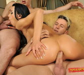 Shalina Divine Double Penetrated 18