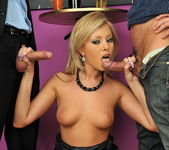 Donna Bell Double Fucked 4