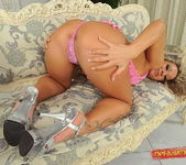 Angie Angel Double Teamed 2