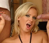 Honey Winter Double Penetrated 20