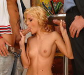 Laura King Double Penetrated 4