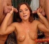 Salome Double Penetrated 20