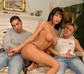 Lisa Rose Double Penetrated 3