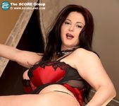 Ann Calis - Top Heavy Table Topper - ScoreLand 12