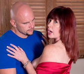 Heather Barron - A Big Cock For Heather's Virgin Asshole 6