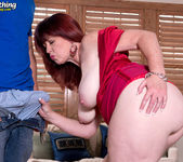 Heather Barron - A Big Cock For Heather's Virgin Asshole 7