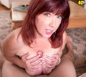 Heather Barron - A Big Cock For Heather's Virgin Asshole 14