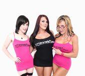 Jennifer White, Mackenzee Pierce & Nikki Sexx - Immoral Live 4