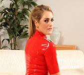 Lola A Red Latex - Strictly Glamour 5