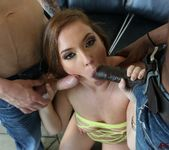 Maddy O'Reilly DP & Ass Fucking Threeway - Arch Angel 7