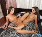 Trinity Meets Giselle - Trinity St. Claire and Giselle Leon 10