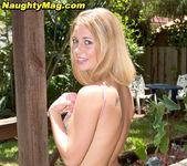 Lola Belle - Backyard Business - Naughty Mag 5