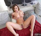 Dillion Harper - Step-Sister Curious About Brother's Cock 26