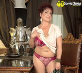 Jessica Hot - The Busty Divorcee Is Hot - 40 Something Mag 11