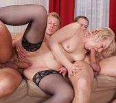 Emma, Erin, Samantha White, Diamond - Cock Crazy Orgies #02 12