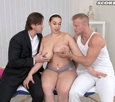 Anastasia Lux - Three On A Massage Table - ScoreLand 7