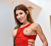 Agatha - Her Red Dress - FTV Milfs 6