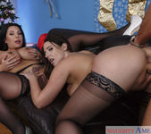Angela White & Sheridan Love - My Wife's Hot Friend 8