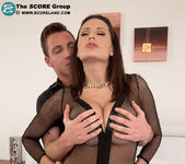 Sensual Jane - A Cream Injection For A 34ddd Brunette 7