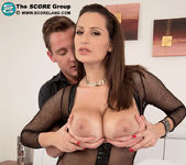 Sensual Jane - A Cream Injection For A 34ddd Brunette 11
