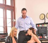 Kyra Hot, Lucie Wilde - Stacked Stress Busters! 2