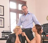 Kyra Hot, Lucie Wilde - Stacked Stress Busters! 3
