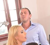 Kyra Hot, Lucie Wilde - Stacked Stress Busters! 5