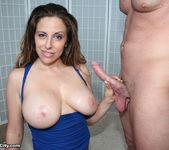 Sienna Lopez gets blasted with jizz - Cum Blast City 11