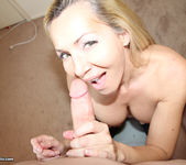 Lisa Demarco - Give Me A Facial - Over 40 Handjobs 7