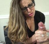 Sienna Lopez - Demanding Boss Milks Her Intern 10