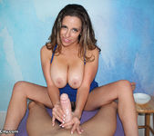 Sienna Lopez - Ejaculate All Over Yourself - Cum Blast City 5
