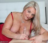 Milf Chloe - Spurting with Step Mom - Over 40 Handjobs 6