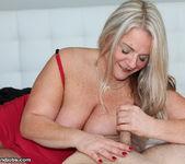 Milf Chloe - Spurting with Step Mom - Over 40 Handjobs 7