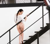 Nicole Love - Anal Fucking On The Stairs 2