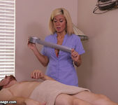 Parker Swayze: Totrured and Titillated - Mean Massage 4