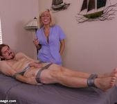 Parker Swayze: Totrured and Titillated - Mean Massage 5