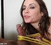 Amber Rayne - Amber, the dominant masseuse - Mean Massage 12