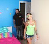 Sasha Foxxx - Helping The Homeless - Teen Tugs 2