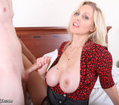 Julia Ann - Milked By A Cougar - Over 40 Handjobs 12