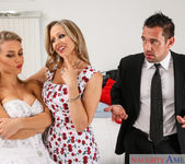 Julia Ann & Nicole Aniston - Naughty Weddings 2