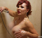 Sexy Vanessa in Shower Time 6