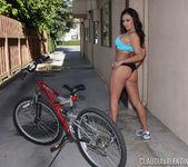 Claudia Valentine in Beautiful Bike Ride 6