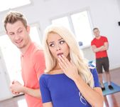 Elsa Jean - Blackmailed Cheat And Clueless Cuckold 11