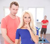 Elsa Jean - Blackmailed Cheat And Clueless Cuckold 12