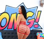 Kristina Rose - Latina Kristina Sodomized To Gaping 6