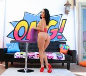 Kristina Rose - Latina Kristina Sodomized To Gaping 8