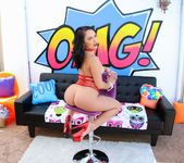 Kristina Rose - Latina Kristina Sodomized To Gaping 10