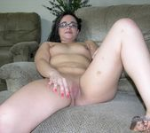 Nude Amateur With Glasses 7