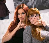 Penny Pax, Jayden Cole - Almost Caught With the Babysitter 2