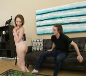 Angel Smalls - Put On A Show - Nubile Films 4